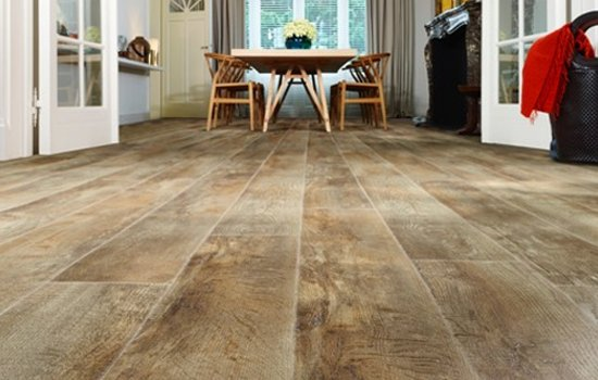 Wood effect vinyl looks like the real thing but is soft cushioned for more comfort, easier to clean and more affordable. We have an extensive range of samples to choose from in various colours and styles.